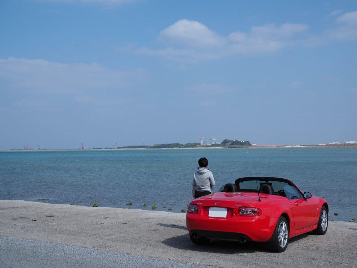 オープンカーで巡る宮古島・沖縄本島の旅 6日目
