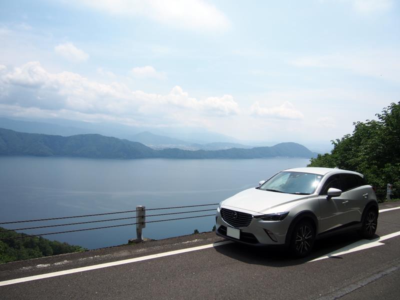 CX-3納車&初ドライブ27