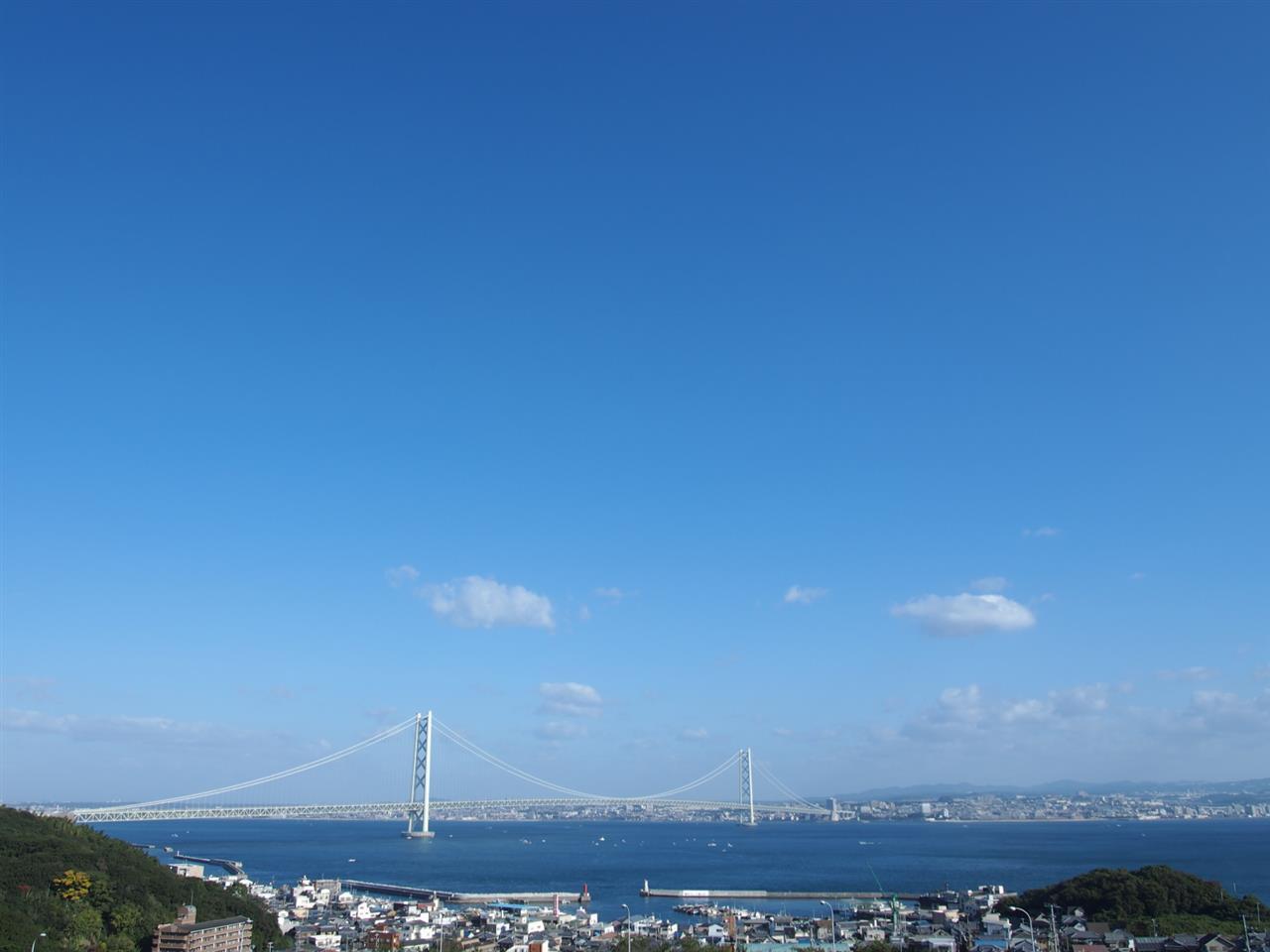 快晴の淡路島サンセットツーリング07