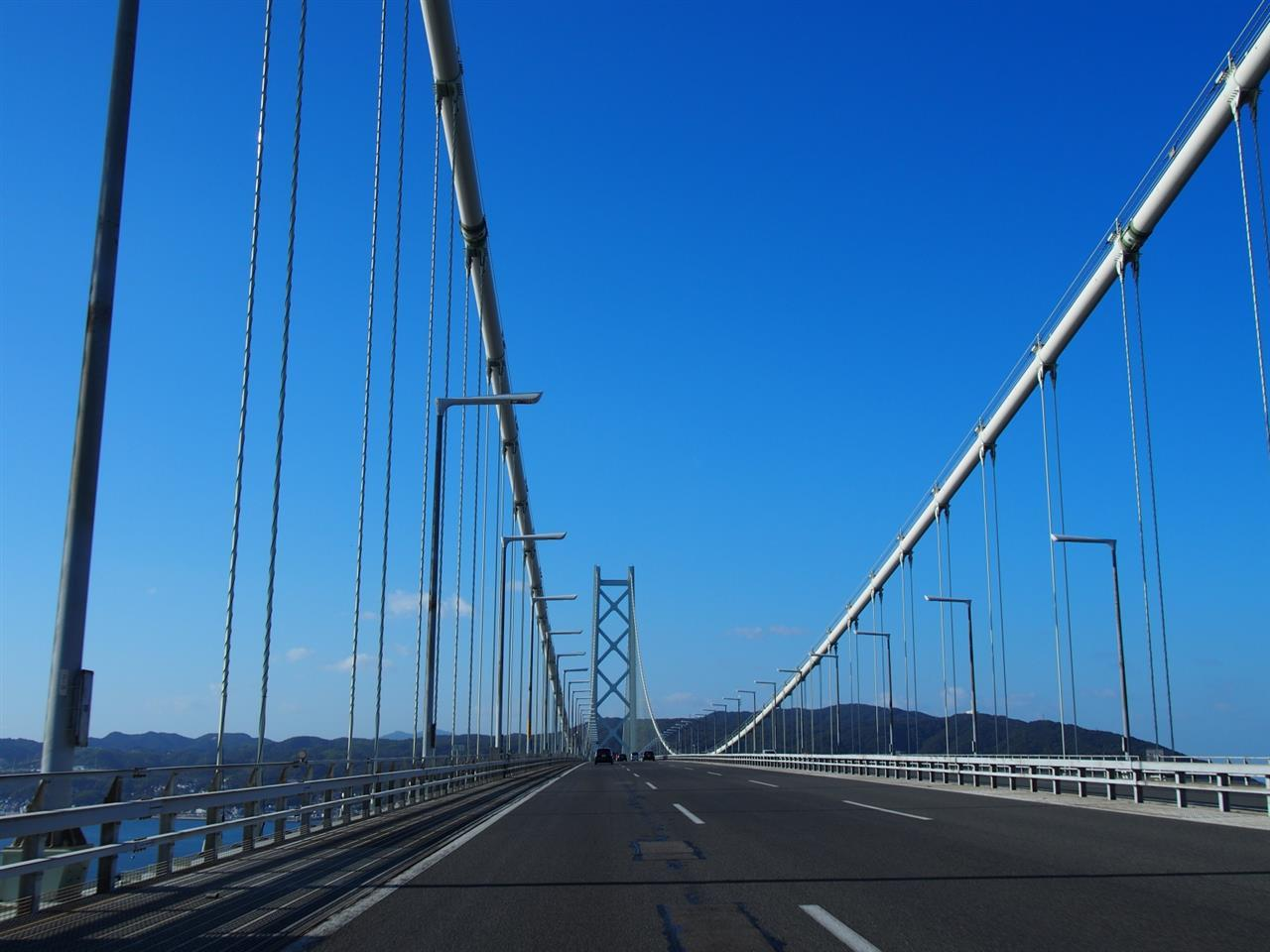 快晴の淡路島サンセットツーリング04