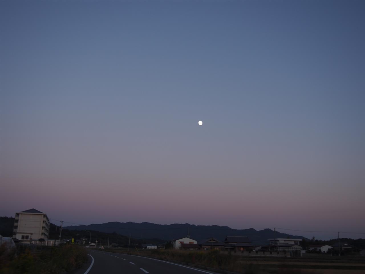 快晴の淡路島サンセットツーリング44