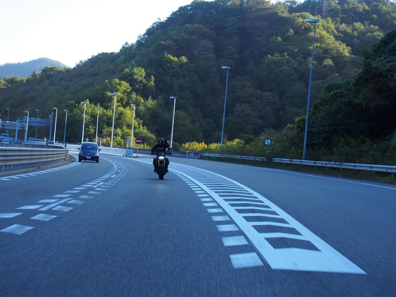快晴の淡路島サンセットツーリング02