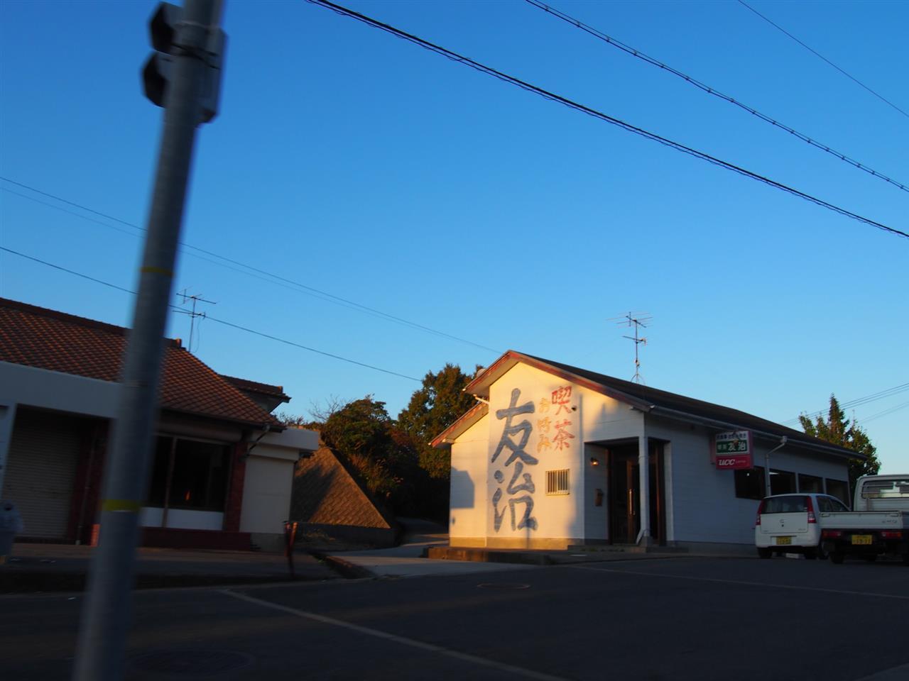 快晴の淡路島サンセットツーリング37