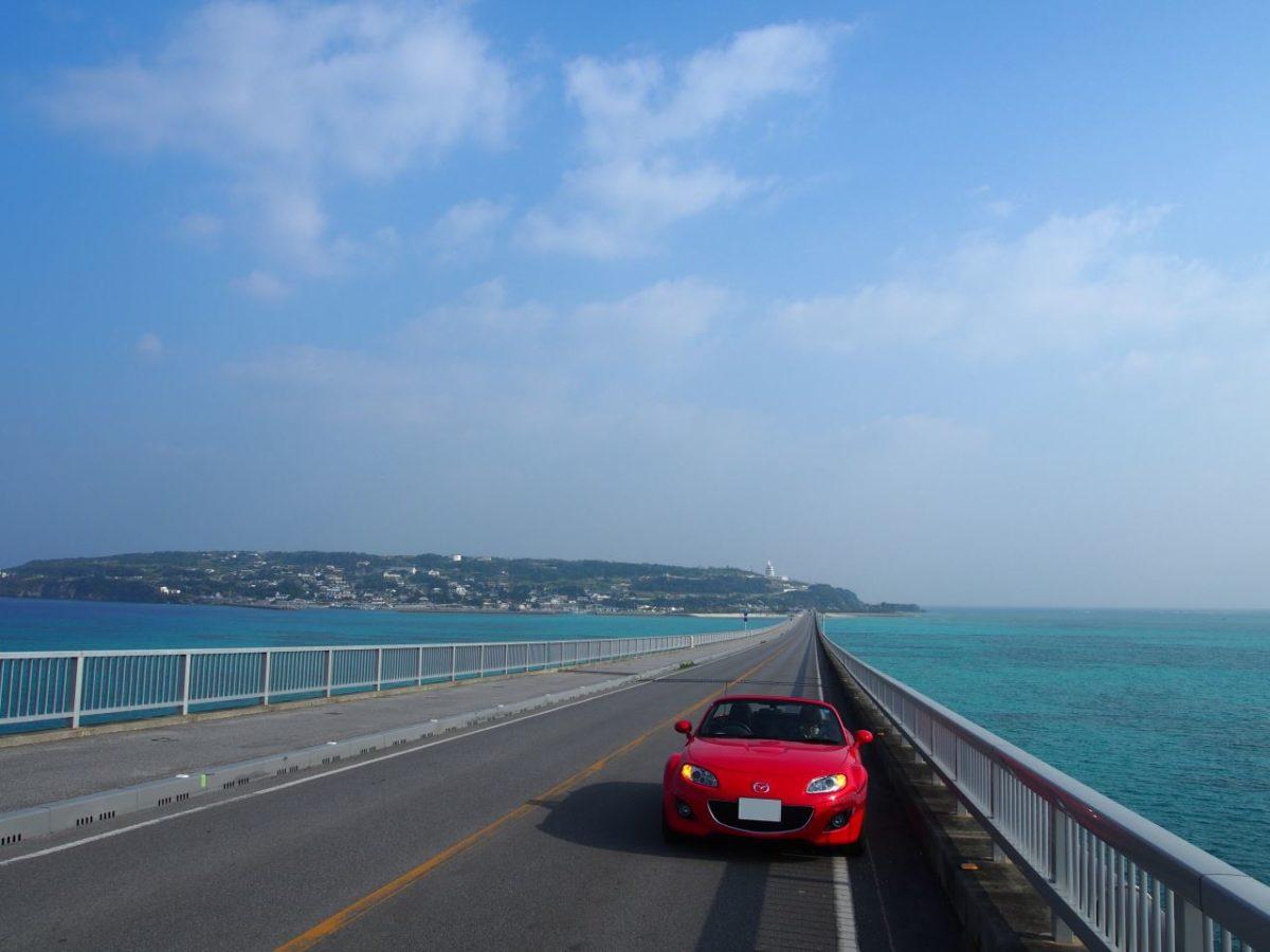 オープンカーで巡る宮古島・沖縄本島の旅 5日目