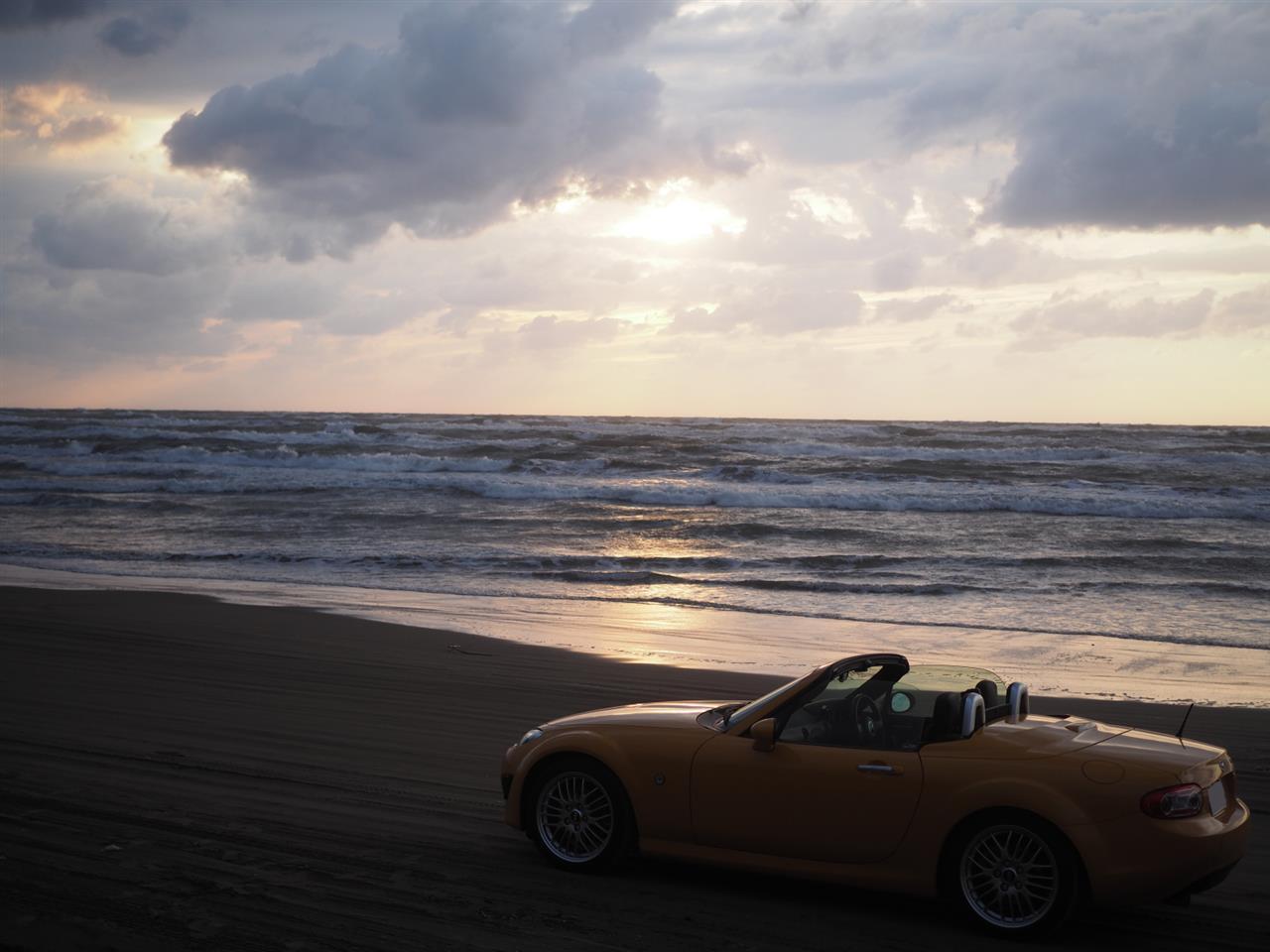色出来過ぎTRG in 千里浜なぎさドライブウェイ 49