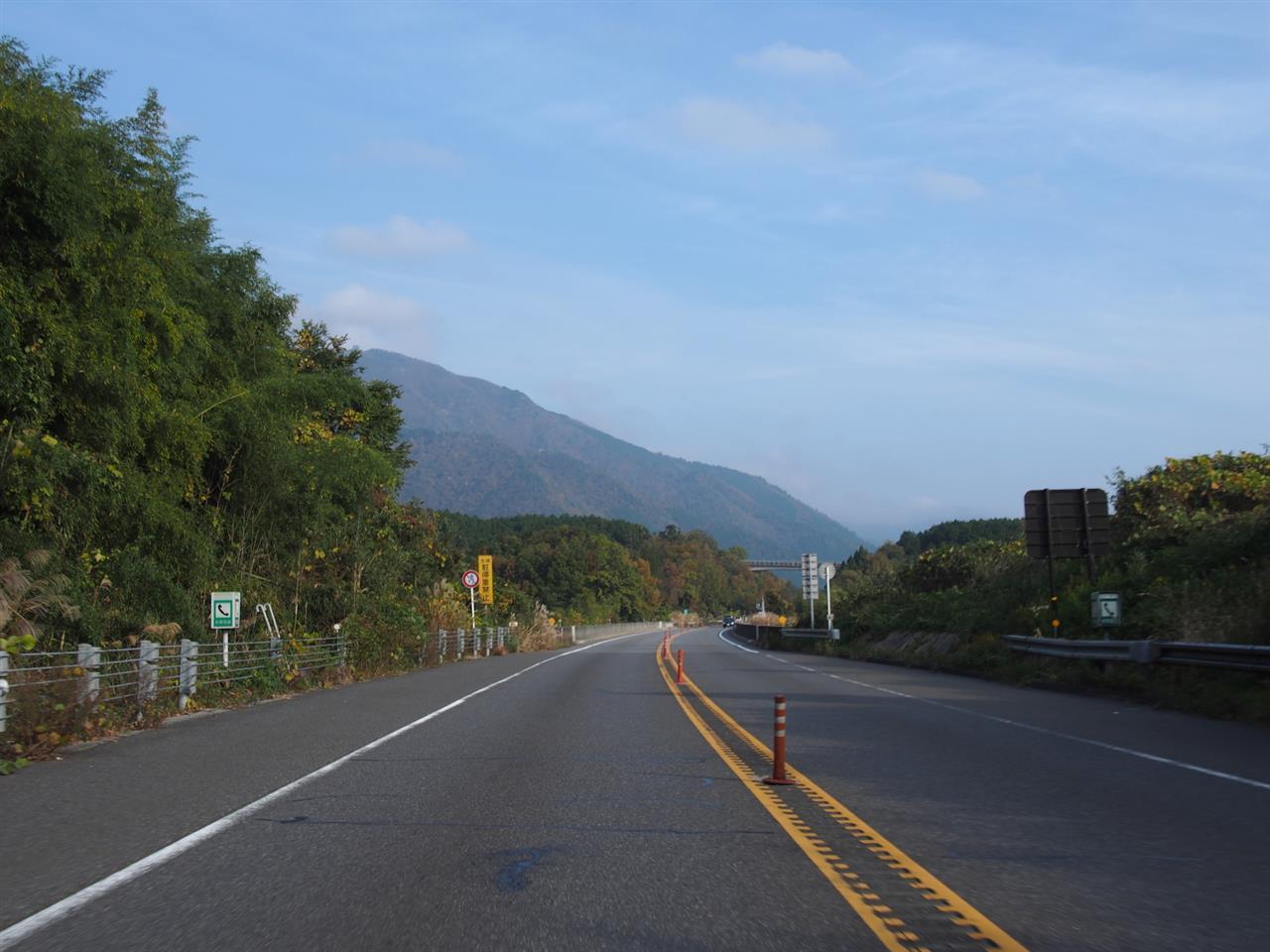 奥琵琶湖紅葉ドライブ 02