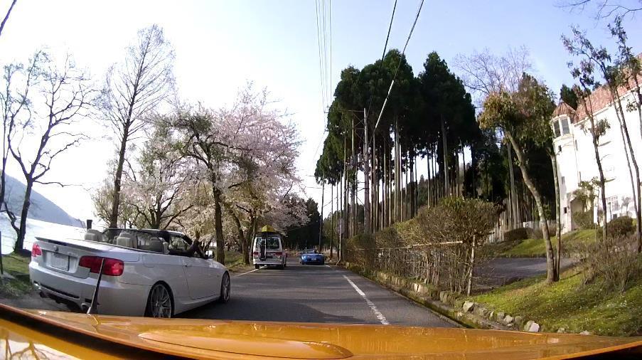 色出来すぎツーリングin海津大崎&秘密の桜トンネル15