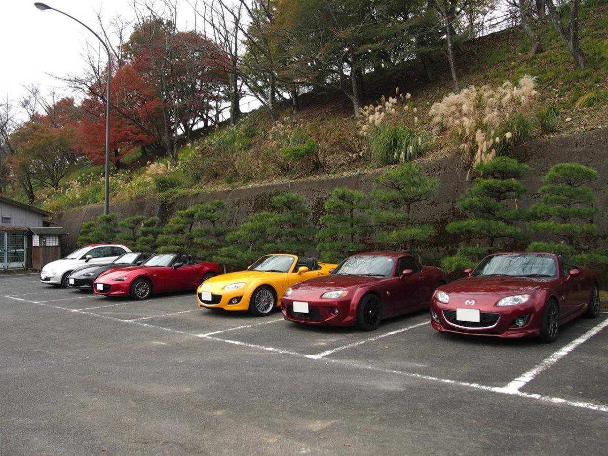 奥琵琶湖紅葉ドライブ 20