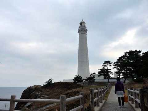 出雲日御碕灯台2