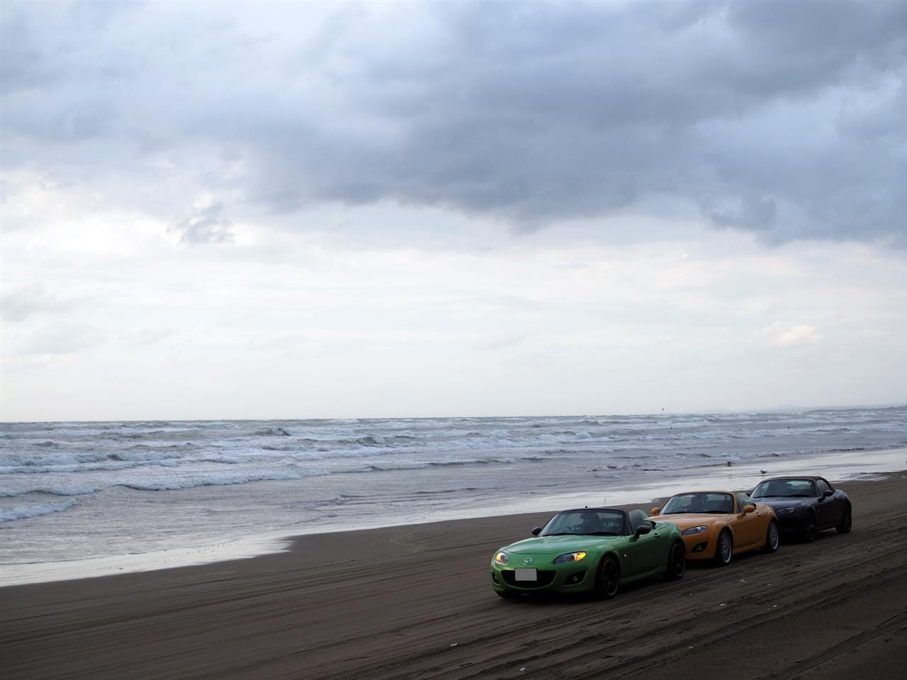 色出来過ぎTRG in 千里浜なぎさドライブウェイ 47