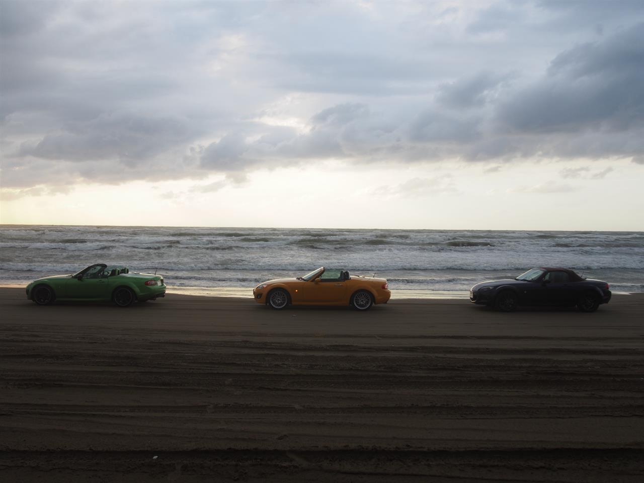 色出来過ぎTRG in 千里浜なぎさドライブウェイ