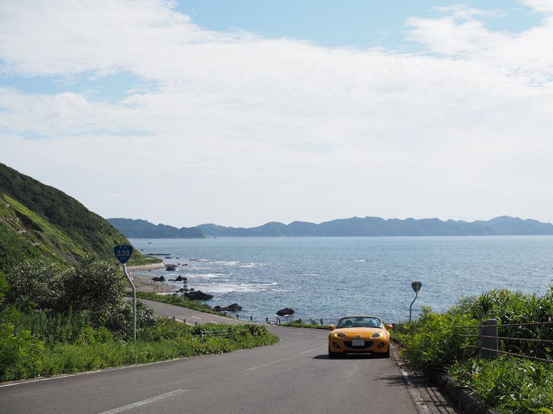 東北の日本百名道を巡る旅06