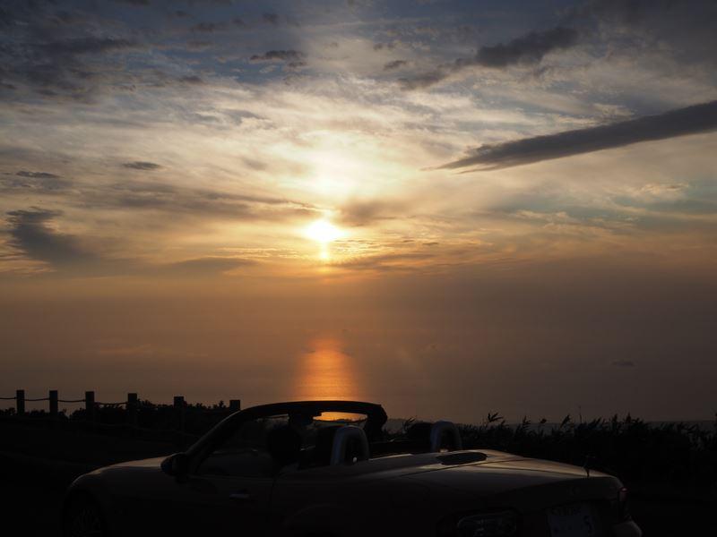 2014夏 東北の日本百名道を巡る旅 1日目