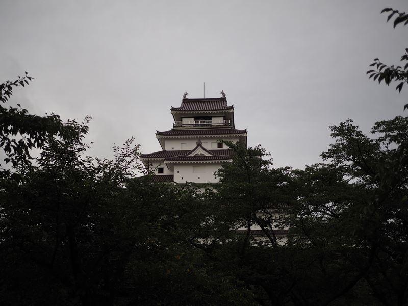 2014夏 東北の日本百名道を巡る旅 4日目