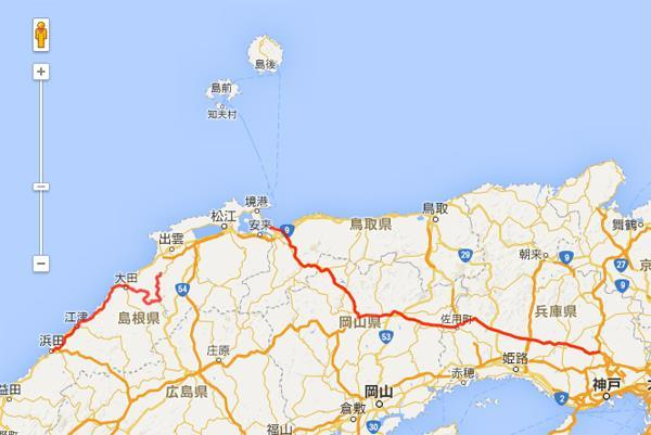 CX-3納車記念ツアー1日目40