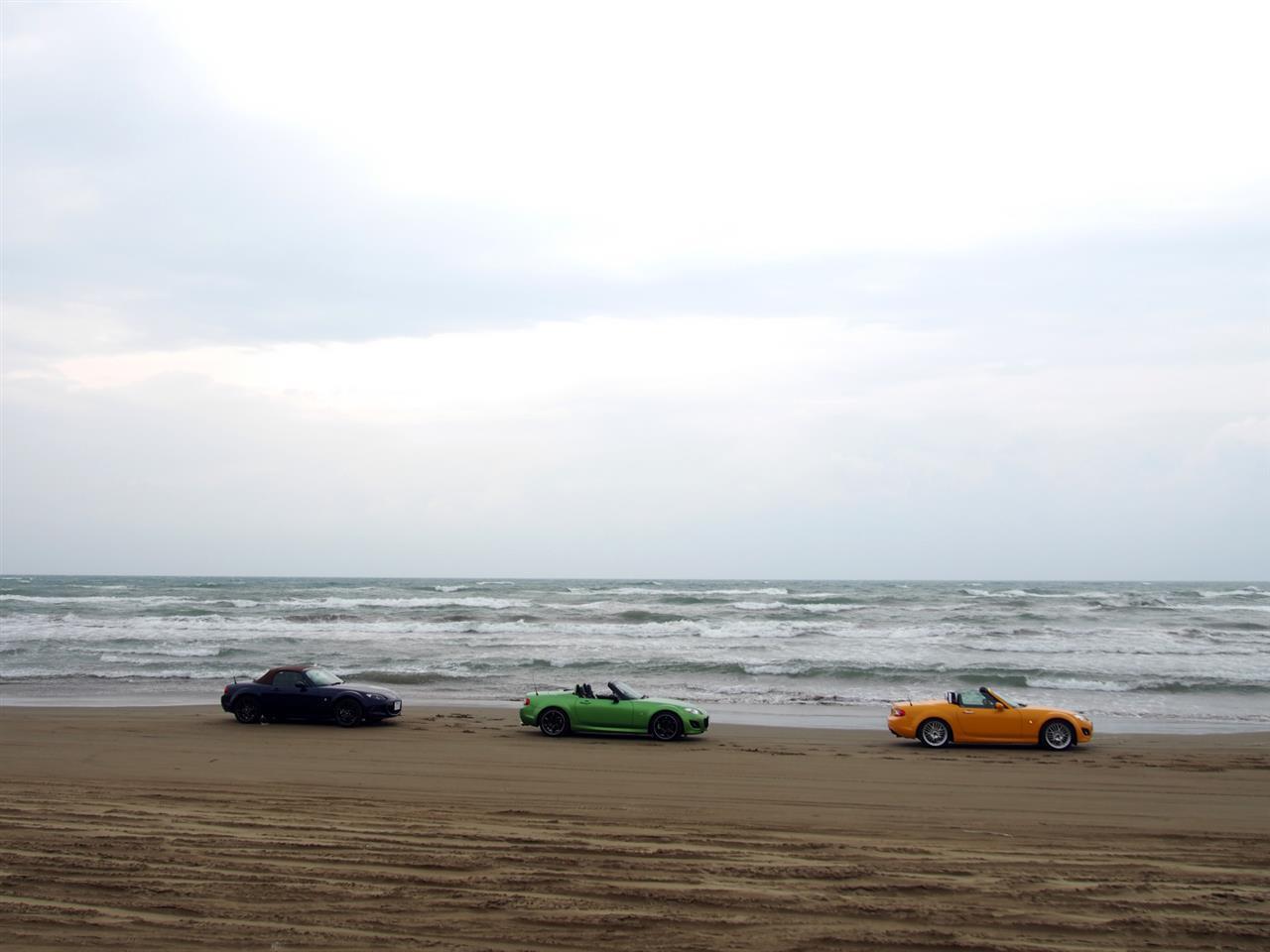 色出来過ぎTRG in 千里浜なぎさドライブウェイ 23
