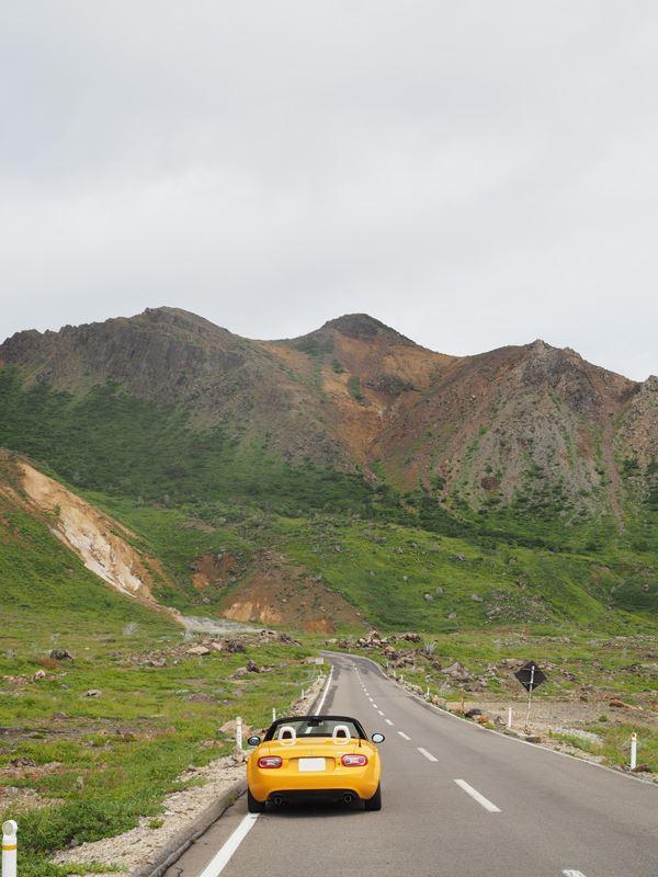 2014夏 東北の日本百名道を巡る旅 5日目