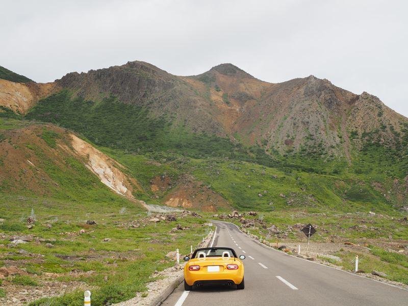 東北の日本百名道を巡る旅12