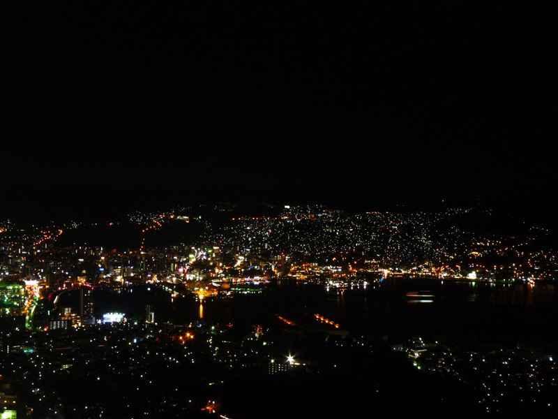 九州の旅(4日目) ~天草と雲仙(仁田峠)と長崎の夜景~