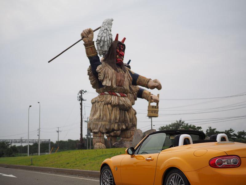東北の日本百名道を巡る旅03