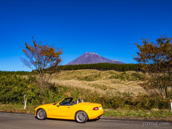 広域農道富士山山麓線