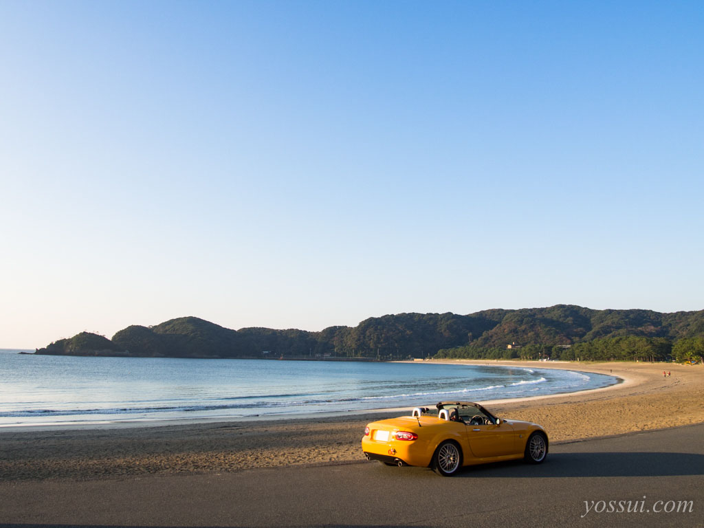 富士山と伊豆半島を巡る旅(2日目_快晴の西伊豆スカイライン)