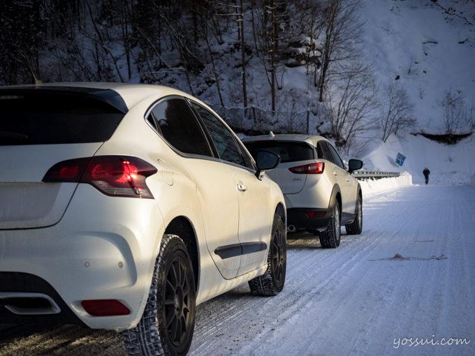 CX-3で行く冬の飛騨ドライブ(3日目)