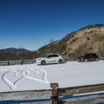 CX-3で行く冬のビーナスラインドライブ(2日目 日中編)