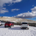 CX-3で行く冬のビーナスラインドライブ(1日目)